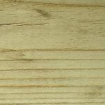Vinyl Pine Flooring with Blond Stain