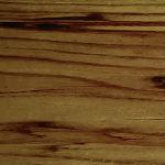 Vinyl Pine Flooring with Dark Stain