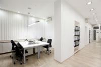 Vinyl flooring for office